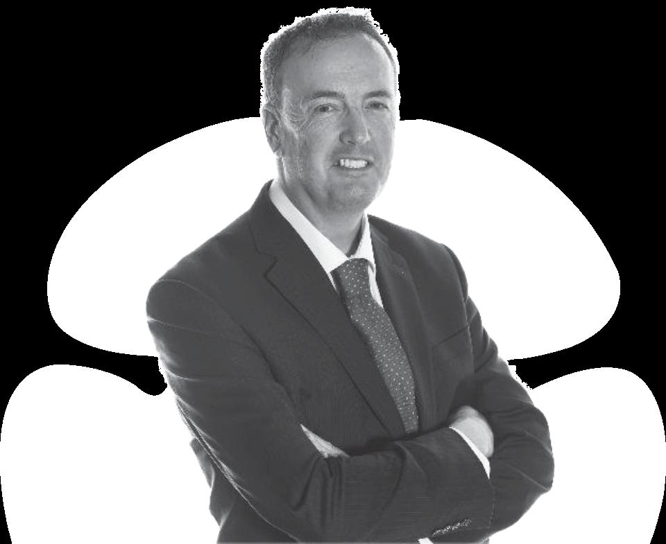 Clive Grunshaw Lancashire's Police Crime Commissioner