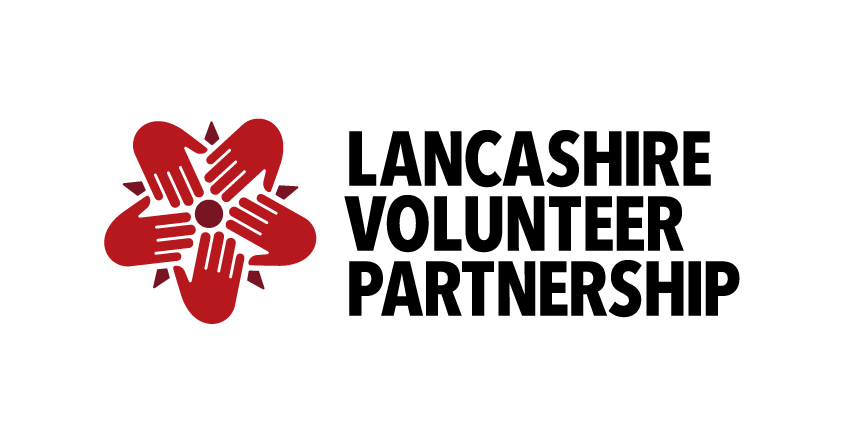 Lancashire Volunteer Partnership logo